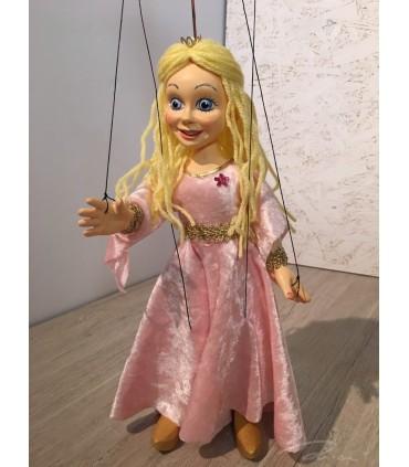 PRINCESA ROSA 30cm