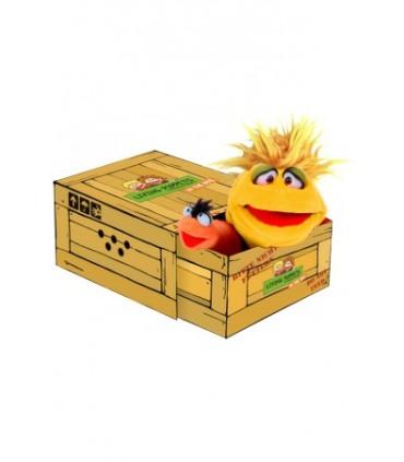 YELLOW BOX 30cm