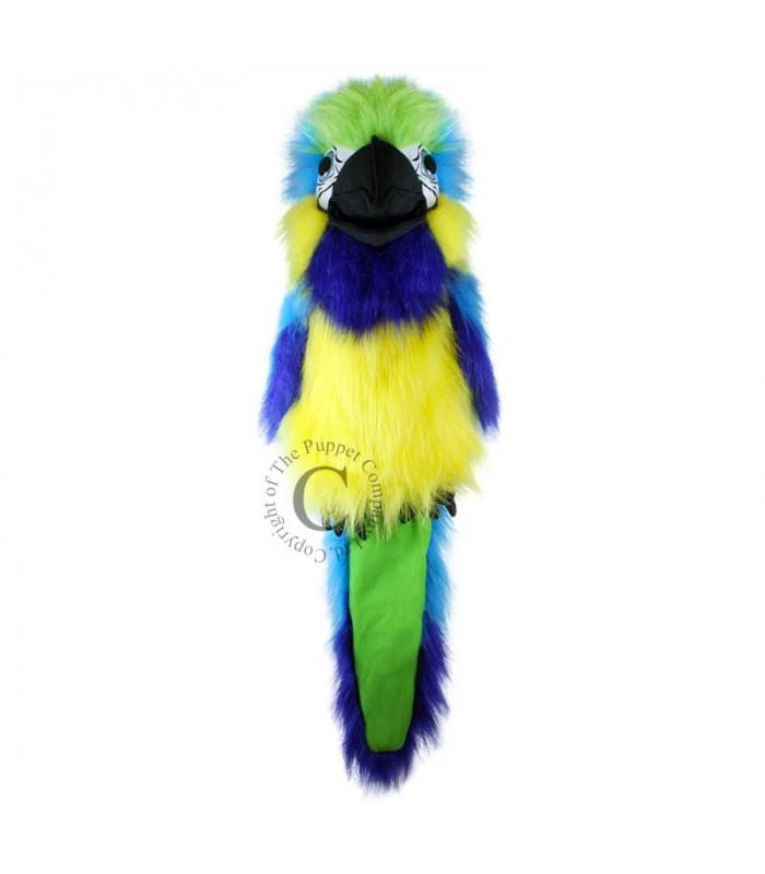 Macaw Blu Dorato 45cm
