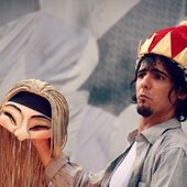 Obra: Contes a Cabassos, compañía maitant teatre @maitant_teatre