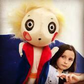 Feliz Año nuevo!!, para que los virus no acaben con nuestra magia #felizañonuevo #puppets #elprincipito