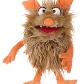 Flausi un monstruo con carisma, de la coleccion Living Puppets de nuestra web #livingpuppets #marionetas #monstruos