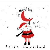 Siempre Colgados de nuestra Luna Roja les deseamos a todos muy Felices Fiestas!!!!