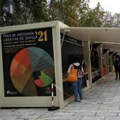 FeriaMercado de Sevilla de Navidad del 15 al 5 de Enero, este año La Tiendita tambien en Andalucia!!