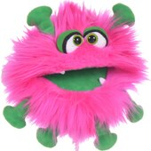 Marioneta de Coronavirus🦠 #titeres #puppet #puppetshow #marionetas #marionette #coronavirus #covid_19 #muñecos #love