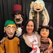 Proyecto Cruz Roja terminadoooo y Sana Sana Pachamama!!!   #pachamama #titeres #marionetas #puppetshow #livingpuppets  #tortuga #titeres  #art #arte #artesania #me #love #ferias #muñecos #animales #teatro #biodegradable #gestuales #cabezones #carnaval #españa #argentina #artesano #jugetes #online #instagood #petlovers #inspiration