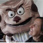 Muffin Giganteeee!!, #marionetas  #muffins #titeres  #puppets