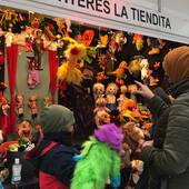 Feria navideña de Vitoria-Gasteiz, Plaza de los Fueros, del 11 al 6 de Enero...🎡